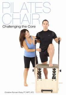 The Pilates Chair Challenge the Core