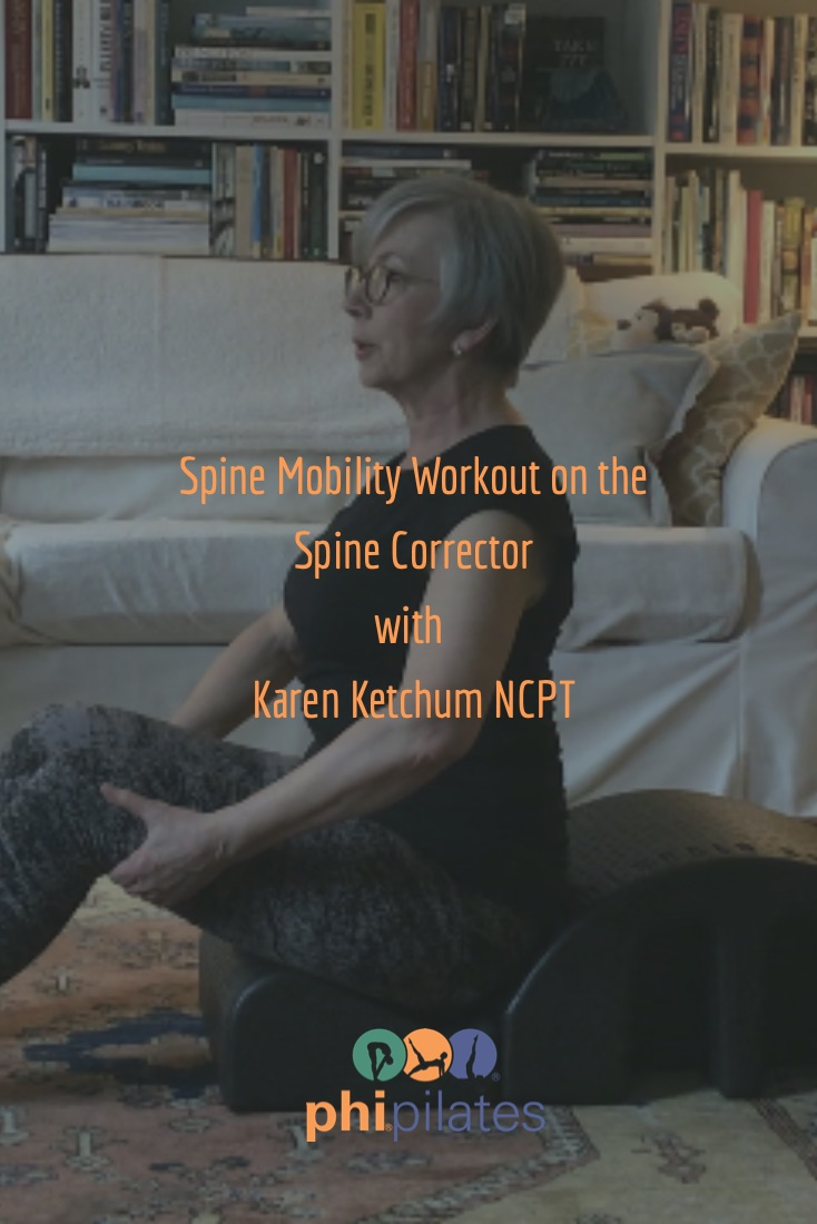 Spine Mobility on the Spine Corrector with Karen Ketchum NCPT