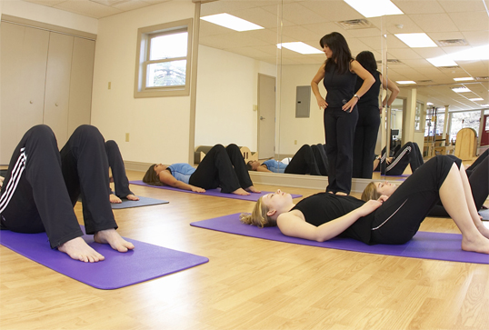 Pilates Mat Level I Live Training Course