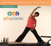 PHI Pilates Reformer Reformation DVD