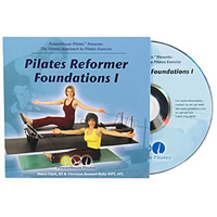 Pilates Reformer Foundations I DVD