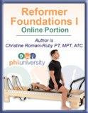 Reformer Foundations I Online Portion