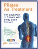 Pilates as Treatment for Back Pain in the Client with Sway Back Posture