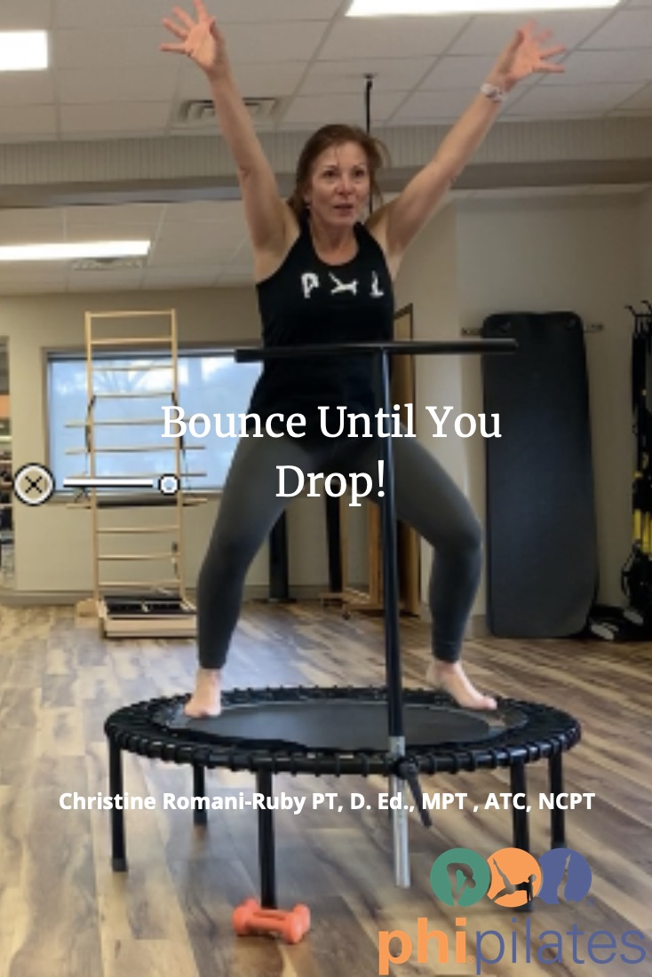 Bounce Until You Drop with Chrissy Ruby