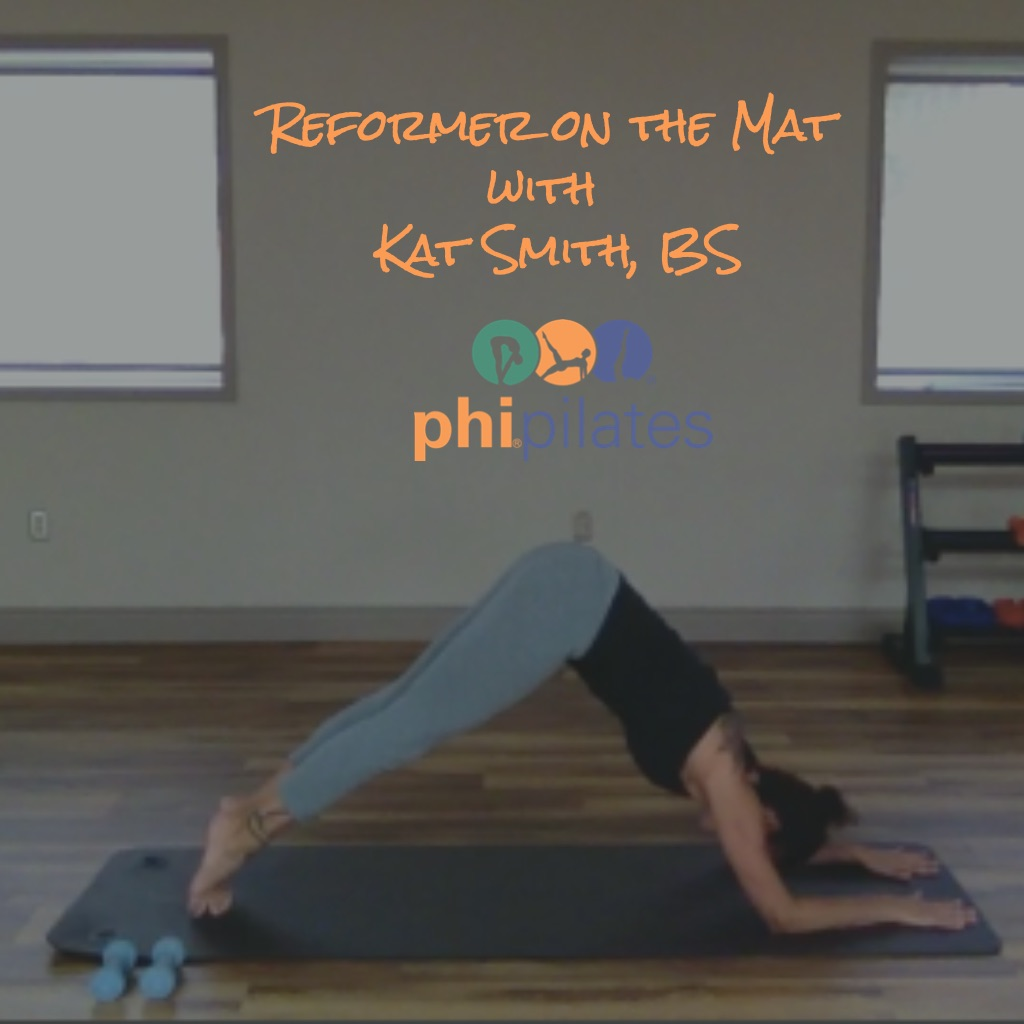 Reformer on the Mat with Kat Smith, BS