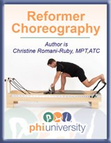 Reformer Choreography