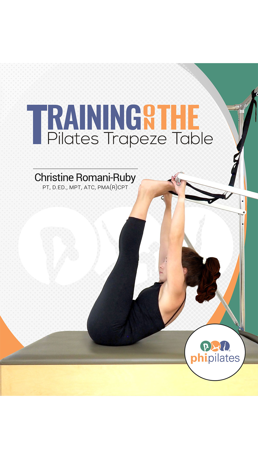 Training on the Pilates Trapeze Table