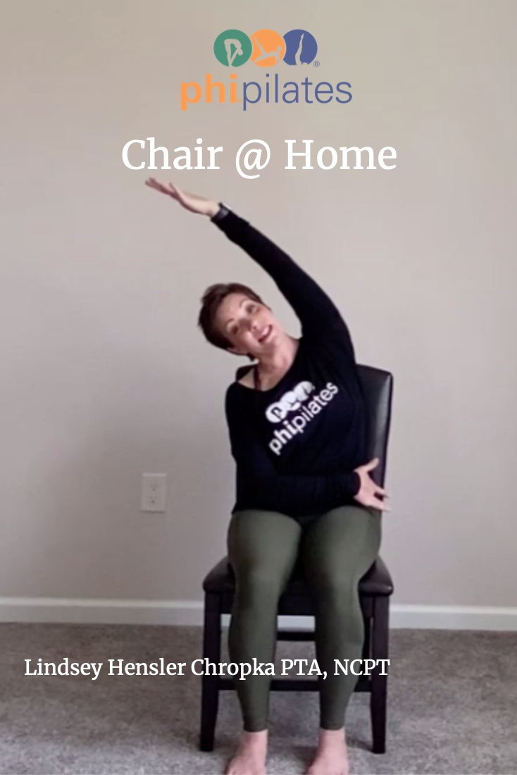 Chair@Home with Lindsey Hensler Chropka PTA, NCPT