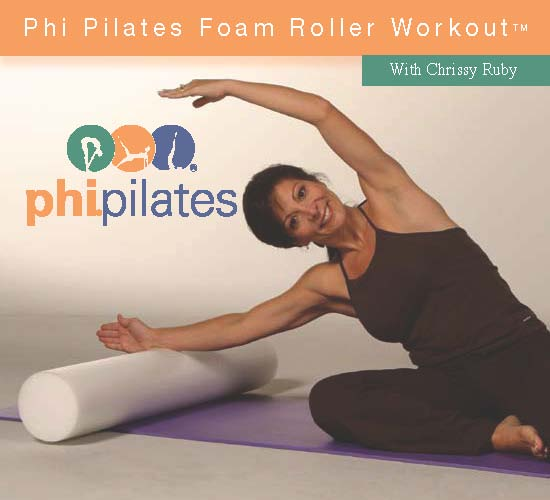 Pilates Foam Roller DVD