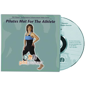 Pilates Mat For The Athlete DVD