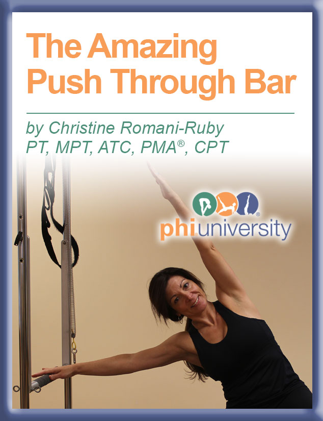 The Amazing Push Through Bar Online Course