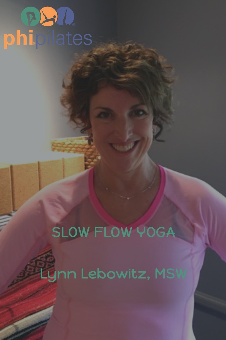 Slow Flow Yoga with Lynn Lebowitz