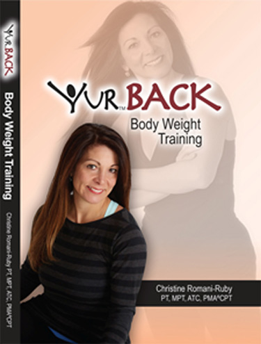 YUR Back Body Weight Training DVD