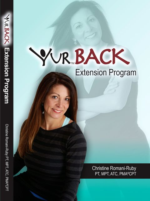 YUR Back Extension Program DVD