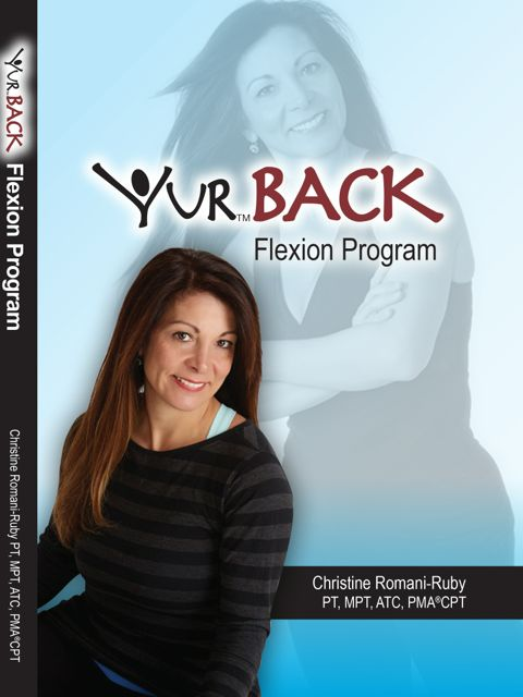 YUR Back Flexion Program DVD