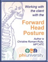 Working with the Client with Forward Head Posture